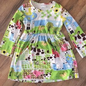 Farm Barnyard Dress Tunic